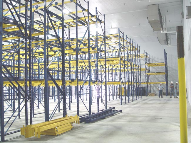 cold storage construction project