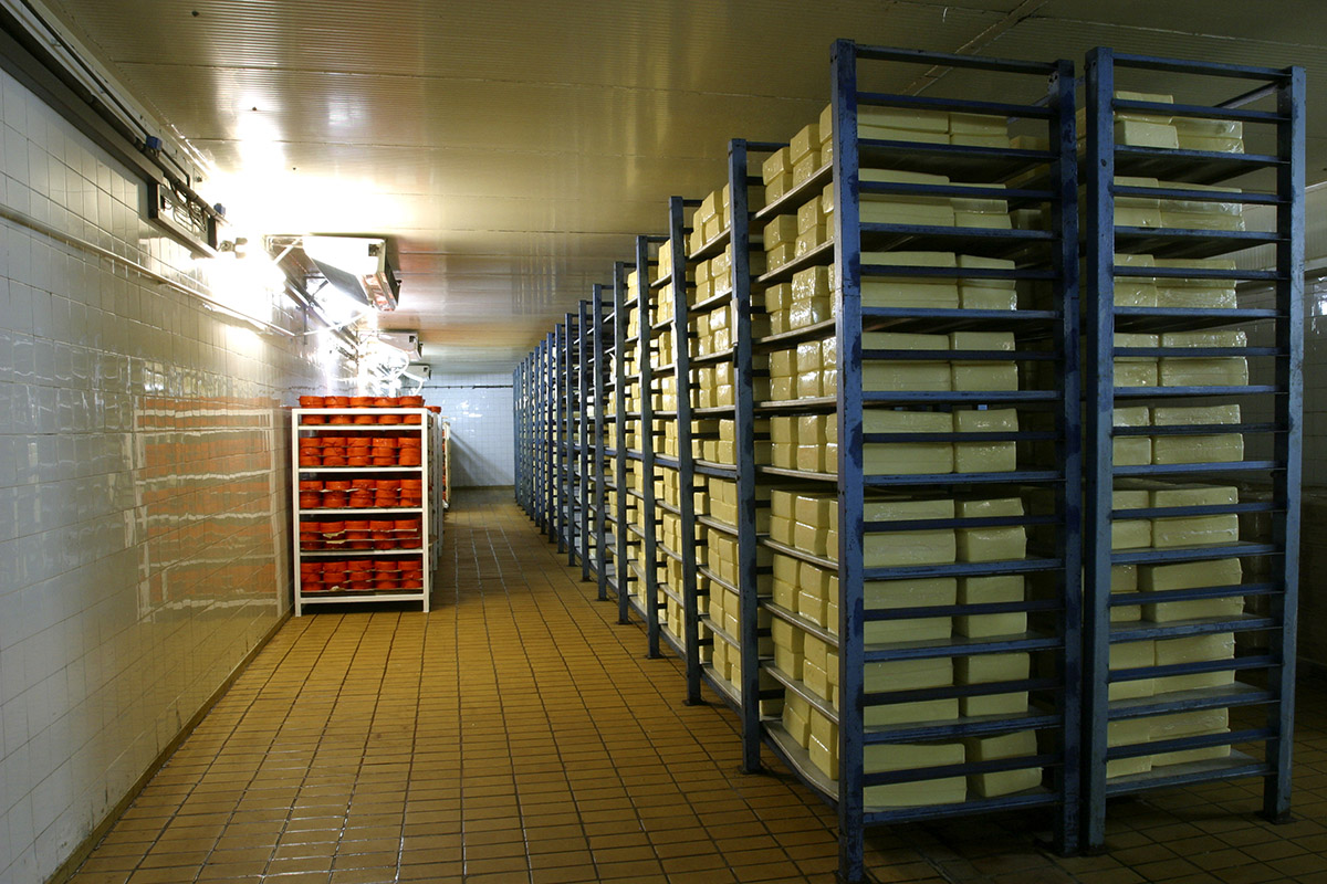 Storage Construction Food Processing Construction Cold Storage